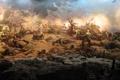 Картинка война, рисунок, арт, солдаты