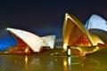 Картинка город, австралия, wallpapers