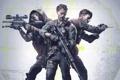 Картинка Нож, Снайпер, Sniper, Экипировка, City Interactive, Оружия, Sniper: Ghost Warrior 3