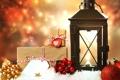 Картинка happy holidays, Рождество, Christmas, New Year, украшения, lantern, праздник