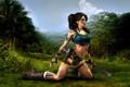 Картинка девушка, tomb raider, Lara Croft, Расхитительница гробниц, adventure