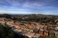 Картинка город, обои, вид, дома, Wallpapers