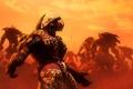 Картинка воин, art, Unreal Tournament 3, Krall
