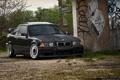 Картинка bmw, бмв, тачки, cars, auto wallpapers, авто обои, e36