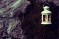 Картинка огонь, свеча, фонарь, свечка