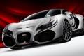 Картинка supercar, Bugatti Veyron, рендер
