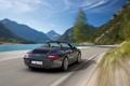 Картинка дорога, машина, авто, обои, 911, wallpaper, суперкар