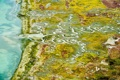 Картинка море, река, Африка, ЮАР, Langebaan Lagoon, West Coast National Park, дэльта