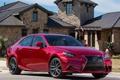 Картинка авто, обои, Lexus, седан, лексус, IS 350, F-Sport