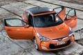 Картинка машина, двери, Hyundai, ракурс, Veloster