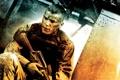 Картинка фильм, падение, солдат, вертолёт, black, винтовка, down