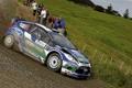 Картинка Ford, Машина, Гонка, WRC, Rally, Fiesta, Фаны