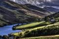 Картинка Pentland Hills, Landscape, Scotland