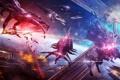 Картинка космос, война, корабли, citadel, mass effect 3, Destiny Ascension, catalyst