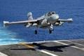 Картинка Prowler, Grumman, палубный, EA-6B, самолёт, палуба