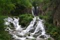 Картинка водопад, каскад, South Dakota, Spearfish Canyon, Roughlock Falls