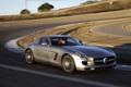 Картинка авто, Mercedes-Benz, скорость, поворот