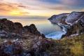 Картинка природа, озеро, Байкал