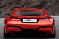 Картинка красный, Авто, CONCEPT CAR, BMW M1 HOMAGE