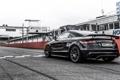 Картинка Audi, ауди, купе, черная, Black, Coupe, 2015
