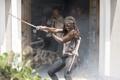 Картинка прорыв, The Walking Dead, Ходячие мертвецы, Michonne, Danai Gurira