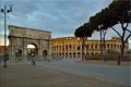 Картинка Рим, Колизей, Италия, триумфальная арка Константина