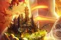 Картинка Драконы, Monster Kingdom, Корова, Majesty 2