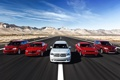 Картинка небо, горы, скалы, дороги, 2012, Dodge Charger, SRT