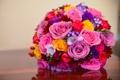 Картинка розы, букет невесты, wedding, colorful, roses, bouquet, bridal