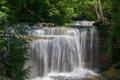 Картинка каскад, лес, Ontario, водопад, Falls, Canning