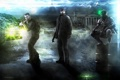 Картинка город, агент, вашингтон, Сэм Фишер, Splinter Cell