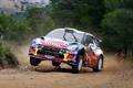 Картинка Ралли, Citroen, Спорт, Rally, WRC, Передок, Поворот