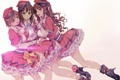 Картинка радость, девушки, аниме, арт, форма, idolmaster, shibuya rin