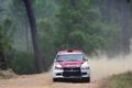 Картинка Лес, Спорт, Гонка, Занос, Mitsubishi, Lancer, WRC
