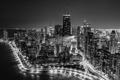 Картинка Америка, Мичиган, Высота, Здания, Иллинойс, Chicago, Небоскребы