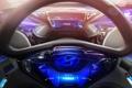 Картинка руль, Concept, внутри, консоль, i-oniq, спидометр, Hyundai