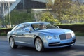 Картинка люкс, бентли, 2013, авто, седан, Flying Spur, Bentley