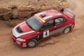 Картинка Красный, Авто, Спорт, Капот, Mitsubishi, Lancer, Evolution