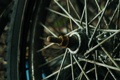 Картинка велосипед, камера, колесо, спицы, покрышка, втулка