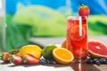 Картинка ягоды, сок, фрукты, fresh, fruits, berries