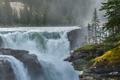 Картинка Природа, деревья, водопад