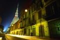 Картинка огни, здания, Турин, Torino