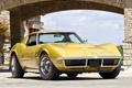 Картинка car, Corvette, Chevrolet, auto, 1970, wallpapers, classic