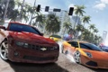 Картинка машины, гонка, Lamborghini, арт, Porche, Chevrolet Camaro, Ubisoft Reflections