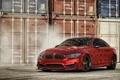 Картинка красный, BMW, BMW M4, Forza Motorsport 6