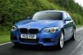 Картинка синий, бмв, BMW, передок, Sports Package, 125d