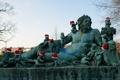 Картинка Рождество, статуя, божество
