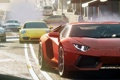 Картинка car, need for speed, Lamborgini, cars, nfs, most wanted, Aventador