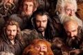 Картинка гномы, Хоббит, The Hobbit, Нежданное путешествие, An Unexpected Journey, Балин, Фили