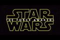 Картинка logo, yellow, The Force Awakens, Star Wars 7